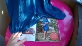 AVON  Обзор заказа из каталога 6/2017. Платье синее.Очки спортивные