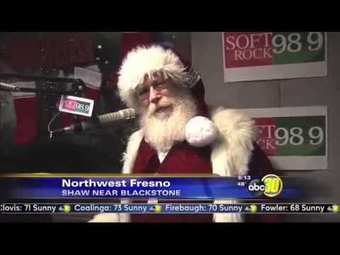 Soft Rock 98.9 flipping the switch to Christmas Music with the help of ABC 30