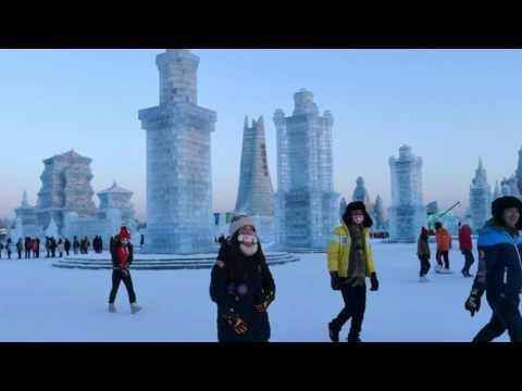 Harbin Ice and Snow, Harbin, Heilongjiang, China 2018