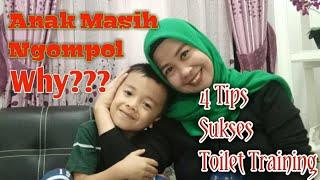 Tips Sukses Toilet Training Anak Gak Pake Drama...