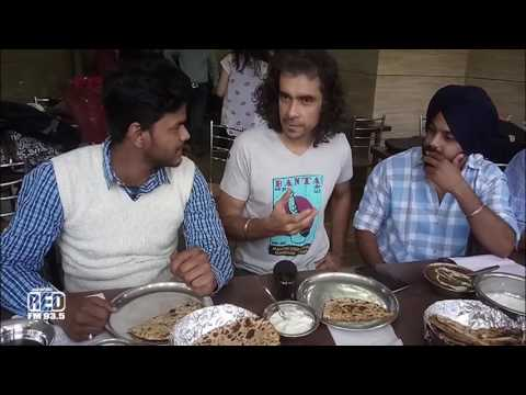 Imtiaz Ali with  Red FM Chandigarh Interview