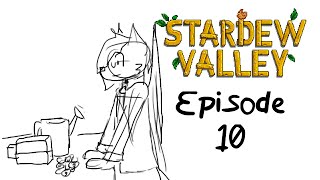 Upgrade the Watering Can - Stardew Valley - Episode 10