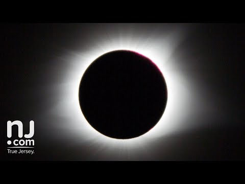 The total 2017 solar eclipse