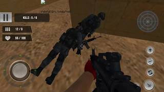 Anti Terrorism Force Strike Counter Terrorist 2018 FHD GAMEPLAY_Android Games_IGN_Standard Games _