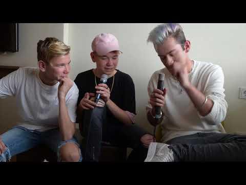 Marcus & Martinus singen