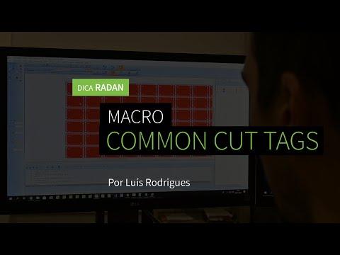 Dica 16 RADAN | Macro