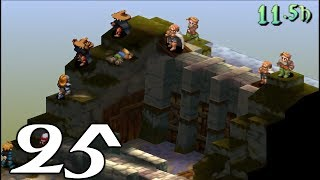 Let's Play: Final Fantasy Tactics - War of the Lions (Blind) 25