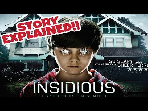Insidious Chapter 1 (2010) Story Explained - What Really Happened | Insidious Movie Review