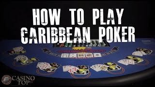 How to Play Caribbean Stud - From CasinoTop10