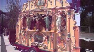 Draaiorgel de Alinda - Razenberg Medley 1 & 2