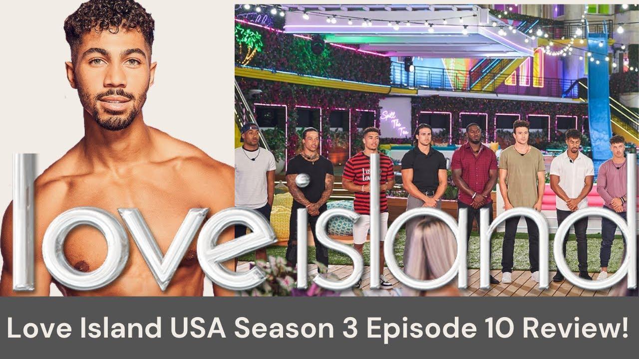 Download Love Island USA Season 3 Episode 10 Isaiah Has Left The Villa!   NEW Recoupling  Korey Is Safe!