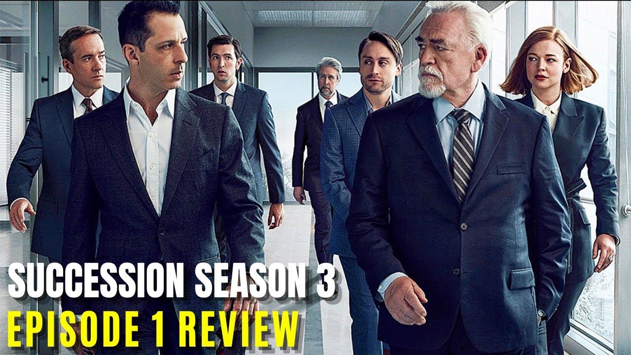 Succession Season-Premiere Recap: A Decent Move