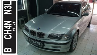 In Depth Tour BMW 325i [E46] (2001) - Indonesia