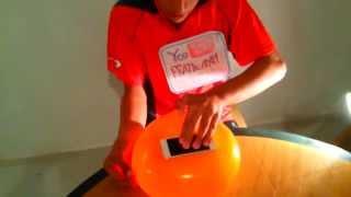Balondan Telefon Kılıfı Nasıl Yapılır!!!