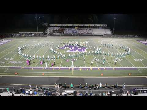 North Royalton Festival of the Bands ~ Strongsville High School Mustangs Marching Band