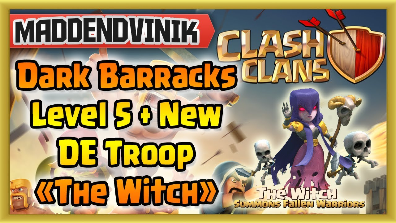 Dark Barracks | Clash of Clans Wiki | Fandom powered by Wikia