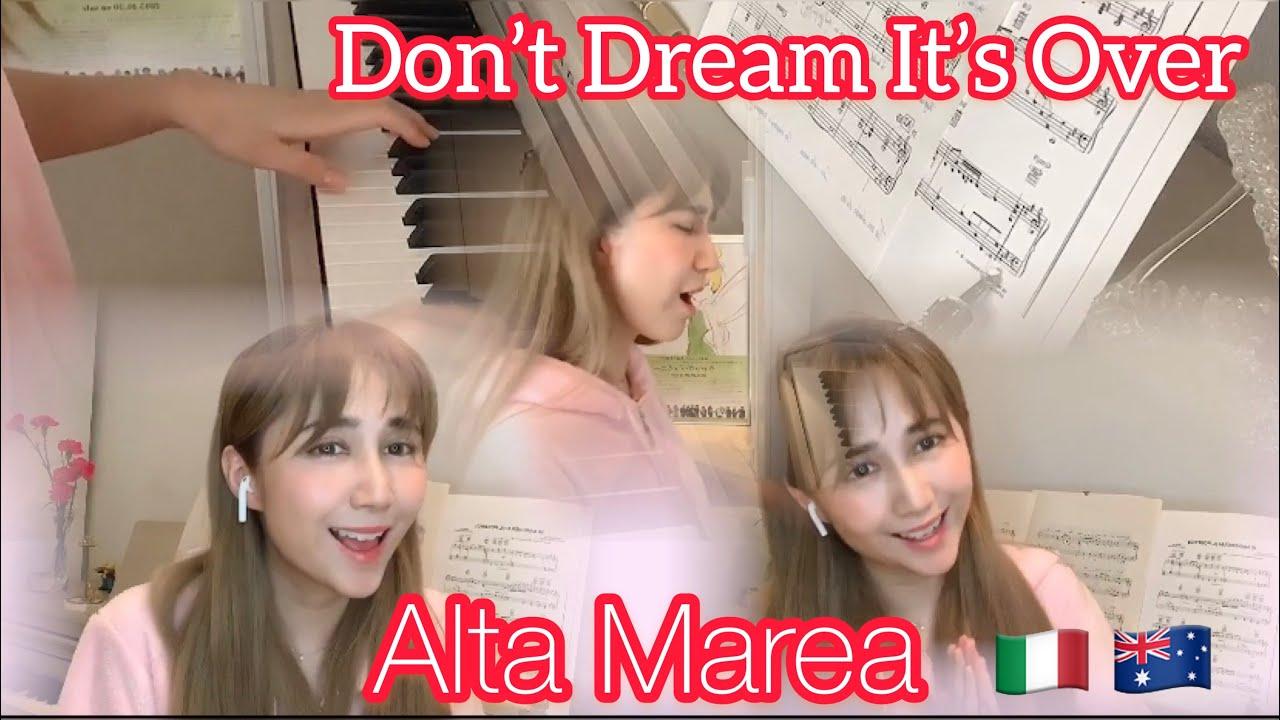 Don't Dream It's Over (Alta Marea)|Sarah Àlainn|サラ・オレイン|<cover>