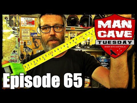 Man Cave Tuesday - Episode 65