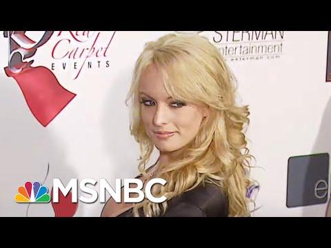 Porn Star Files Second Suit Against Donald Trump, 'Unclear How Far…Claim Can Go' | Katy Tur | MSNBC