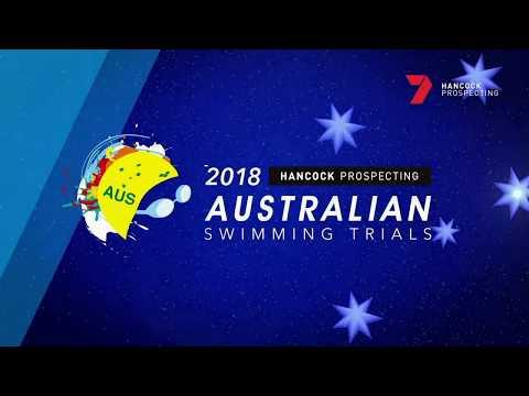 Day 1 - Hancock Prospecting Australian Swimming Trials