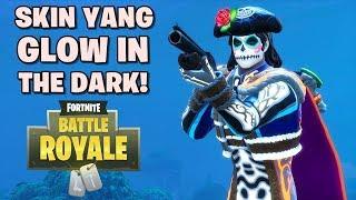 Skin Yang Glow in The Dark! - Fortnite: Battle Royale (w/ GemmaD, DBangkongS & slud1c)