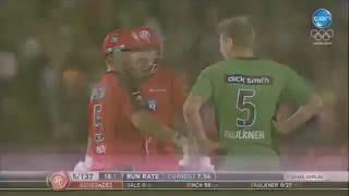 world's biggest six in cricket history Aaron Finch | australian cricketer