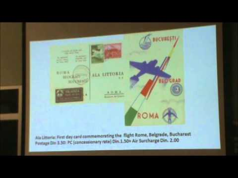 The Kingdom of Yugoslavia & the S.E. European Air Mail Connection to N. America