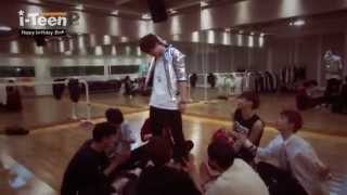 [i-Teen PLAY] Happy birthday, Bin♥