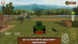 Town Farmer Sim - Manage Big Farms Android Gameplay