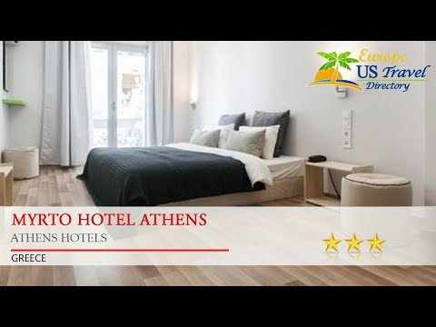 Myrto Hotel Athens - Athens Hotels, Greece