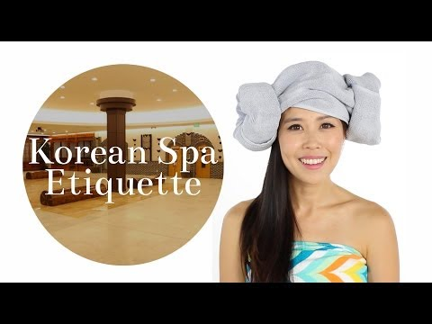 Korean Spa Etiquette {The Dos And Don'ts}
