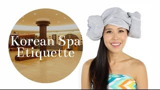 Korean Spa Etiquette {The Dos and Don'ts} Thumbnail