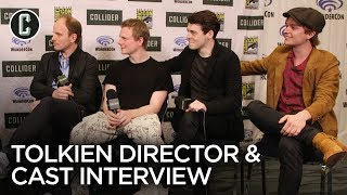 Tolkien Movie Cast And Director Interview