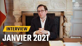 L'interview du maire - Janvier 2021