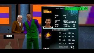 NBA 2K13: myPlayer / myCareer Screenshot! Customize Clothes - Lottery Pick! #NBA2K13