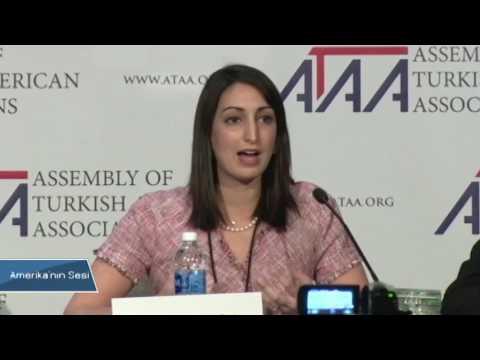 Houston'da Türk-Amerikan İlişkileri Konferansı