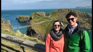 TRAVEL VLOG: Ireland & England