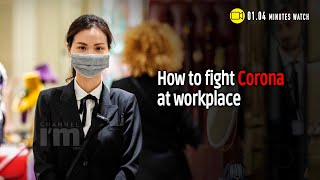 WHO issues workspace hygiene guidelines to fight Corona