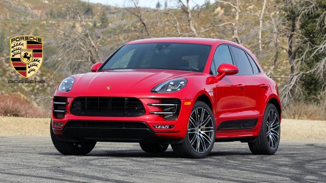 2019 Porsche Macan Off Road Test Drive And The Interior Of The