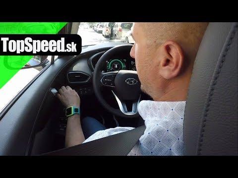 Hyundai SantaFe inteligentná detská poistka - topspeed.sk
