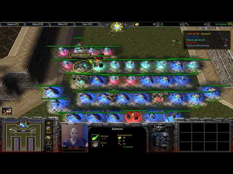 Warcraft 3 Marvel TD | End The Map | WOLVERINE THE BEAST