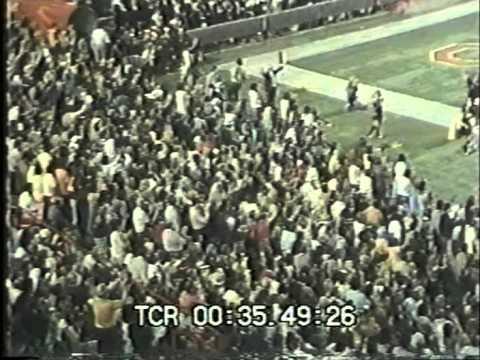 1975 Orange Bowl Notre Dame vs. Alabama