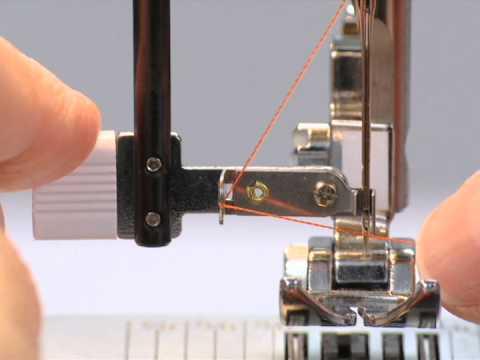 SINGER® TALENT™ 3321 Sewing Machine Needle Threader