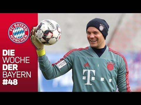 Manuel Neuer ist zurück & Tolissos Move of the Week | Die Woche der Bayern | Ausgabe 48