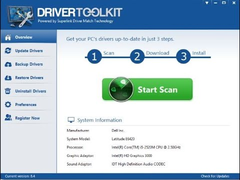 How To Get Premium DriverToolKit Free For Your PC