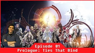 Fire Emblem Fates [Part 1] - Prologue The Ties That Bind [Walkthrough Gameplay English]