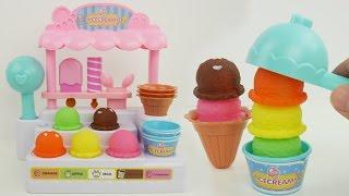 Preschool ice cream toys for kids
