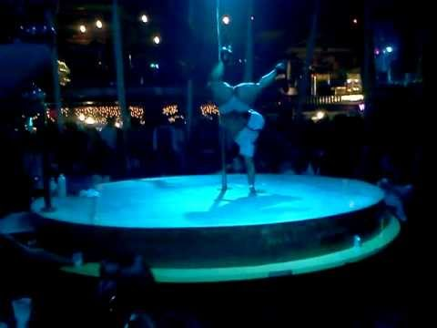 Cherry Red! Dancer at King Of Diamonds - YouTube King Of Diamonds Dancers
