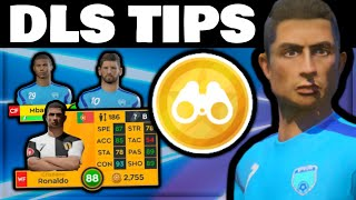 GET LEGENDARY PLAYERS FAST WITH THESE 3 METHODS! | Dream League Soccer 2020 Coins & Scouting Tips screenshot 1