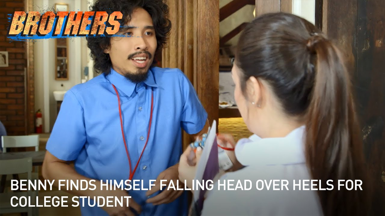 Download Brothers | EP98 | Benny finds himself falling head over heels for college student | StarTimes(Oct 6)